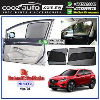 Harga Mazda CX5 CX-5 2013-2016 OEM Fitting Sun Shade Sunshade