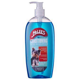 McLee's Luxurious Conditioning Dog Shampoo-500ml