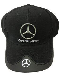 Mercedes Logo Cap Black