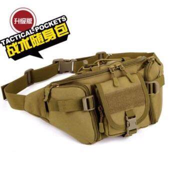 Harga Military Tactical Molle waist packs Outdoor Camping Hiking bag