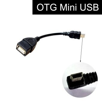 Mini USB OTG Cable for Car GPS Navigation System, V3 Android SmartPhone Samsung HTC Huawei Memory Stick U-Disk DataAccess/Mouse/Keyboard Connection