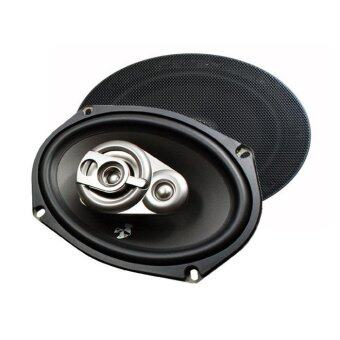 "MOHAWK Glorious Series 6x9\"" 3-Way Coaxl Speakers MG-693"