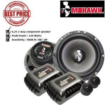 "MOHAWK MOD-6.2 DIAMOND Series 6.5 2-Way Component Speaker\"""