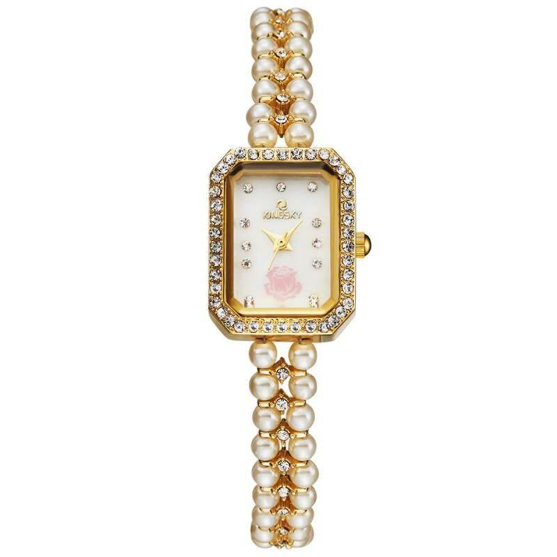 moob MS tradekey quartz watch aliexpress wish Dunhuang ec21 support on behalf of kingsky Watch (Gold) Malaysia