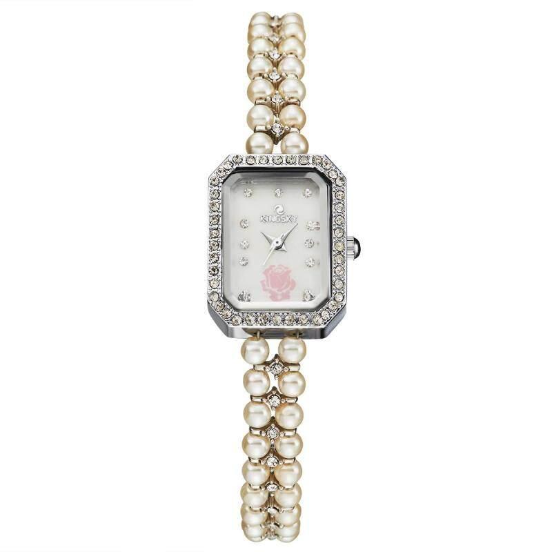 moob MS tradekey quartz watch aliexpress wish Dunhuang ec21 support on behalf of kingsky Watch (Silver) Malaysia