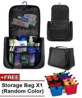 Multifunction Travel Hanging Wash Bag Toiletry Bag FREE make up bag