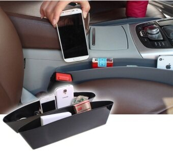 Harga Multifunction Vehicle Cash Cell Phone Holder Storage Box CarAccessories