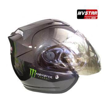 Harga Mv Star Monster R Helmet L And XL