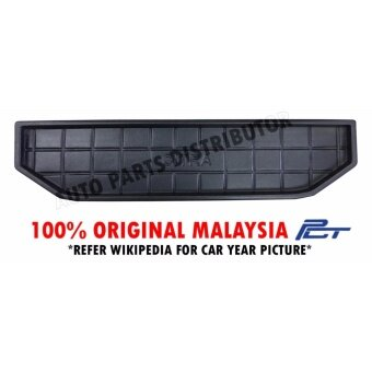 Naza Citra/ Kia Carens first generation (1999-2006) Custom Fit Original PE Non Slip Rear Trunk Boot Cargo Tray