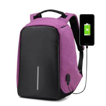 New Design Anti Theft Backpack Laptop Water Repellent Fabric No Easy Deformation- As The Main Picture Shown