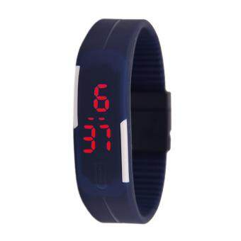 New fashion trends touch LED electronic Bracelet watches, children's watches, outdoor sports watches