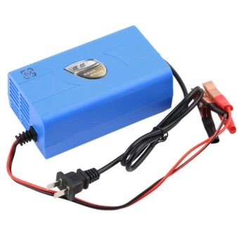 Harga OH 12V 6A Motorcycle Car Boat Marine RV Maintainer BatteryAutomatic Charger