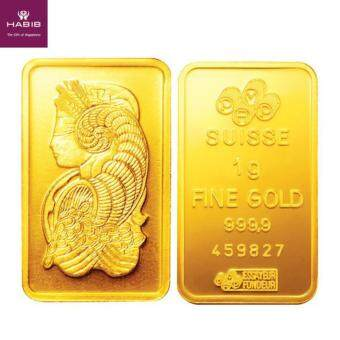 Harga PAMP Suisse Gold Bar - Lady Fortuna 1g