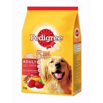 PEDIGREE Beef & Veg Flavour 3.0kg