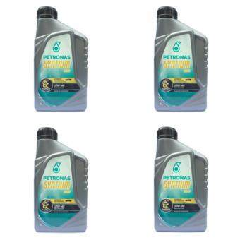 Petronas Syntium 800 10W40 Semi Synthetic SN/CF Engine Oil 1L (4 bottles)