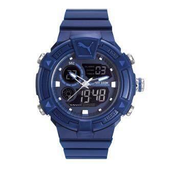 Puma PU911391003 Collide Ana Digital Navy Blue Men Watch