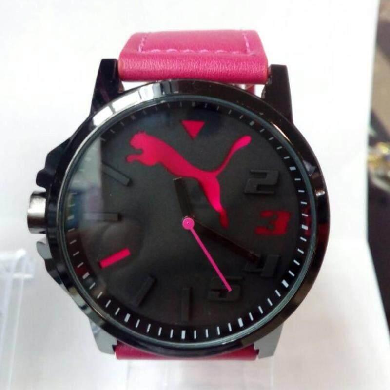 Puma Ultrasize Black/Pink Malaysia