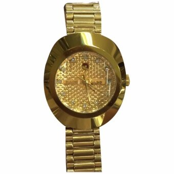 Harga Rado Gold Dial Yellow Gold Watch