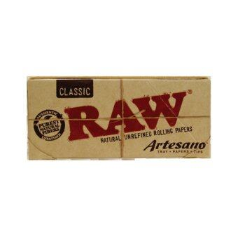 Harga RAW Artesano King Size Slim + Tips + Tray