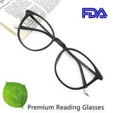 9374dcdb3b MYR 244. Reading Glasses 1.00 Women Light Weight Round Eyeglasses Frames  Tortoise ComfortableMYR244