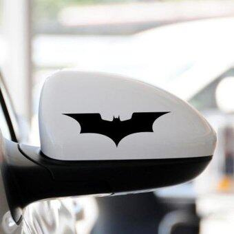 Rorychen Personal Car Stickers Batman Rearview Mirror Stickers