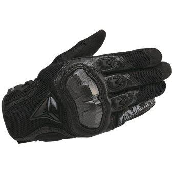 Harga RS Taichi 391 Gloves Cycling Gloves Motorcycle Gloves Black