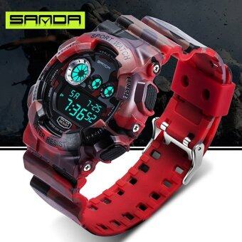 Harga SANDA Watch 289 Sports Watch Men G Style Fashion Analog S Shock Digital Watches Military Waterproof Wristwatch Relogio Masculino 289