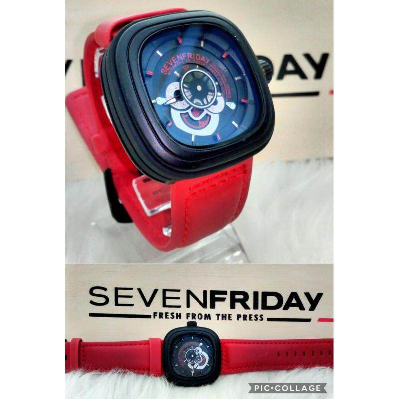 SEVEN FRIDAY INDUSTRIAL SERIES FASHION WATCH Malaysia