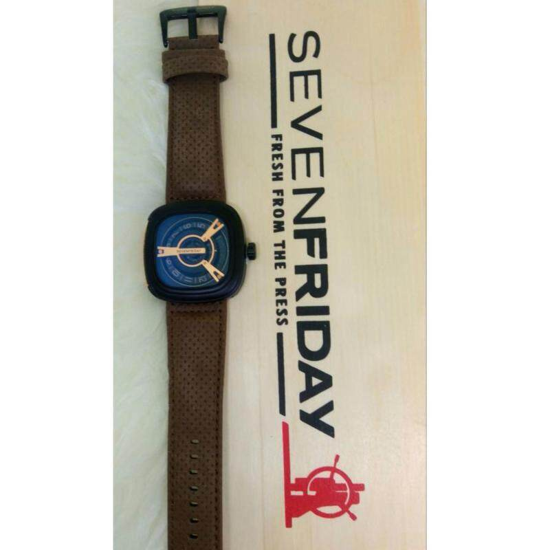SEVEN FRIDAY M SERIES PREMUIM QUALITY FASHION WATCH Malaysia