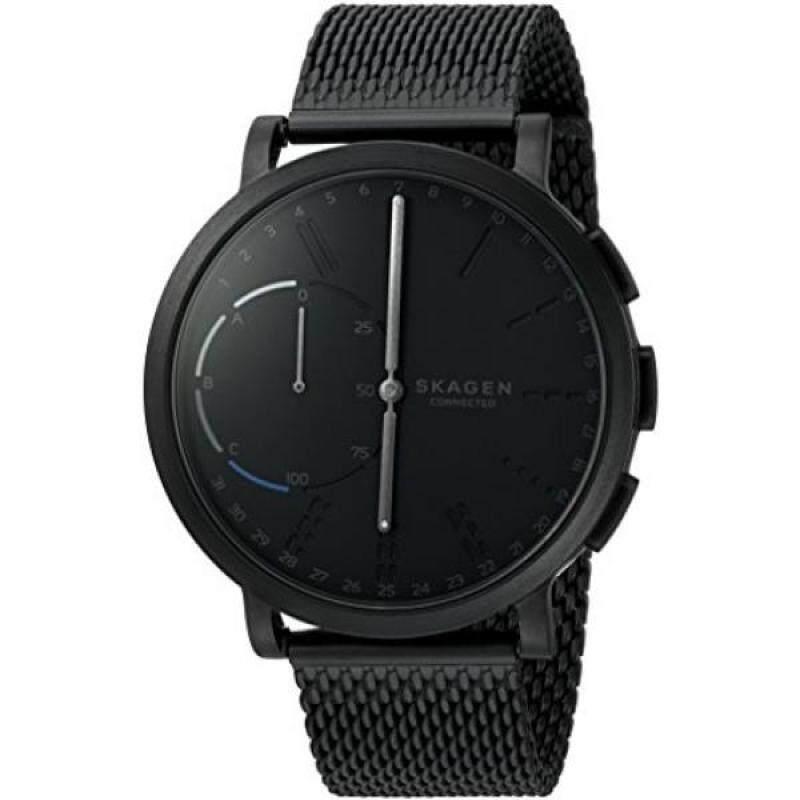 Skagen Hybrid Smartwatch - Hagen Black Steel-Mesh SKT1109 Malaysia