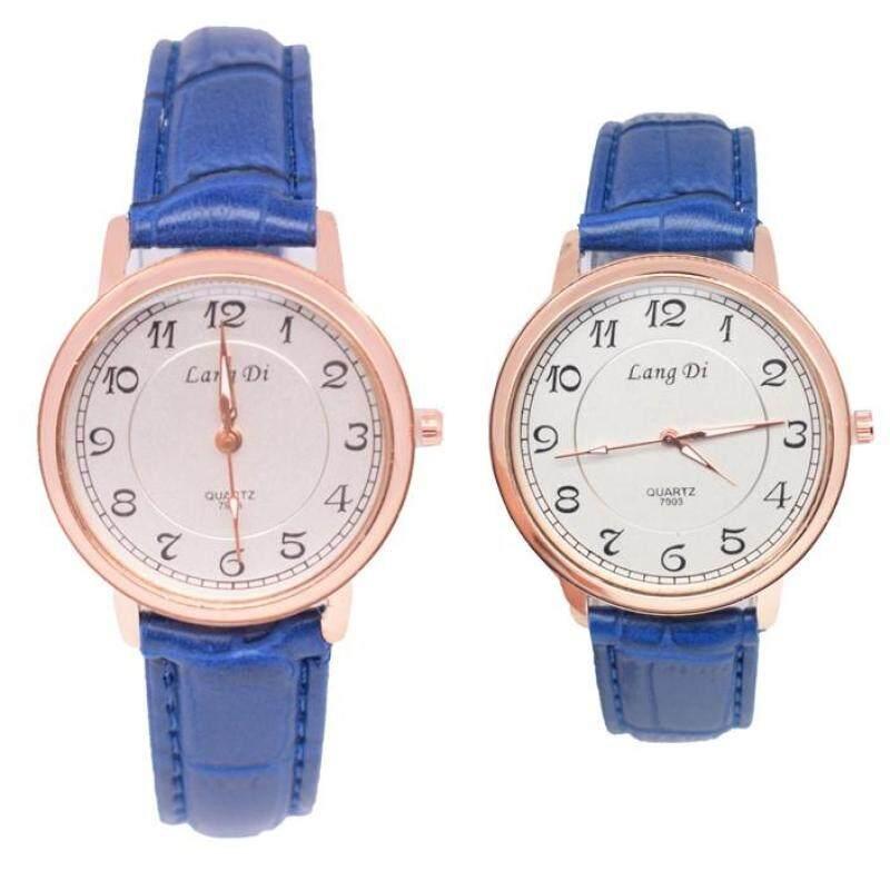 Smart Casual Classic Couple Set Watch 2pcs (LD7903LRG2A-0506) Malaysia