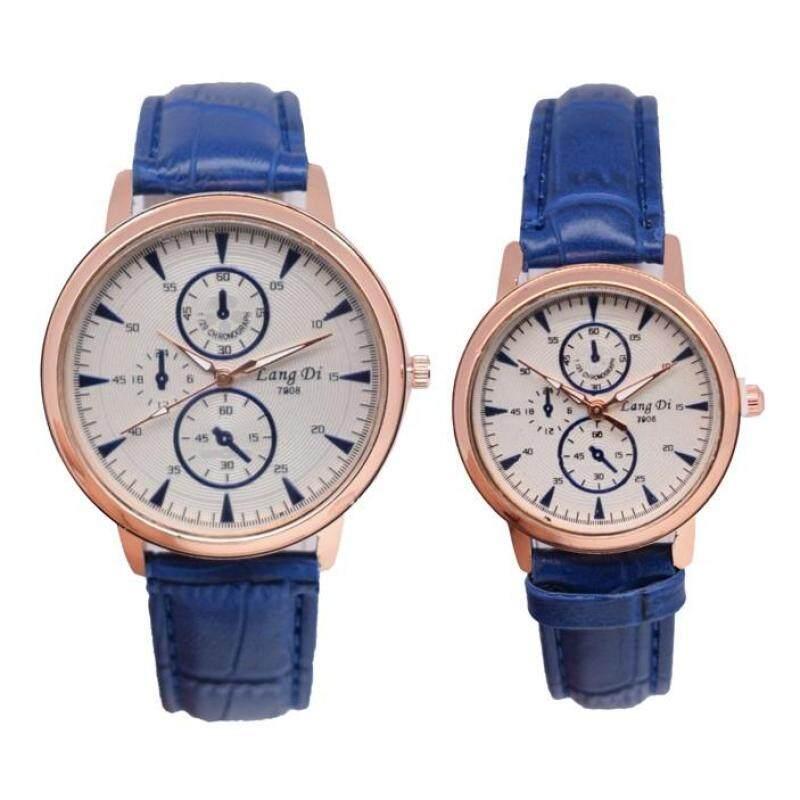 Smart Casual Exclusive Couple Set Watch 2pcs (LD7908LRG2A-0304) Malaysia