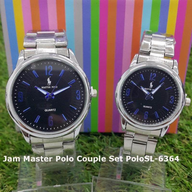 Stainless Steel Couple Watch GE POLOSL-6364 Malaysia