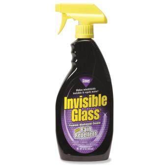 Stoner Invisible Glass Premium Glass Cleaner with Rain Repellent 22oz