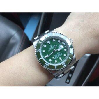 Harga Submariner Automatic Men Watches (Green) OEM
