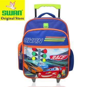 Swan Bag Active Roll Trolley School Bag