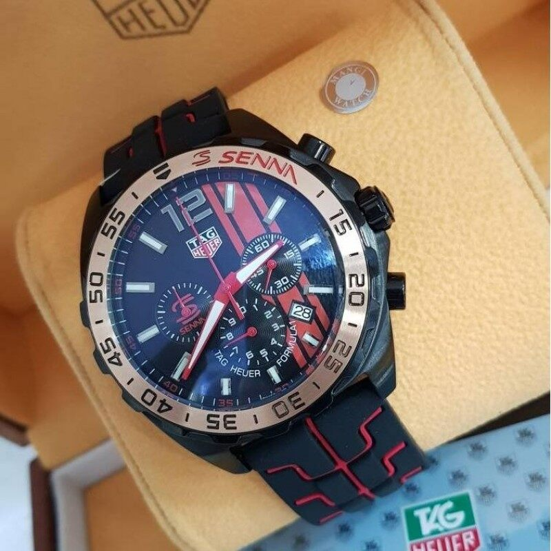T(A)G Heuer  Formula One Limited Edition 2018 Malaysia