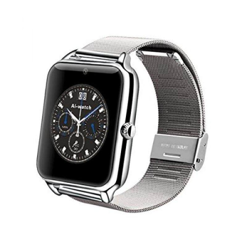 TechComm Z50 Smart Watch with 0.3 MP Camera GSM Bluetooth Touch Screen Malaysia