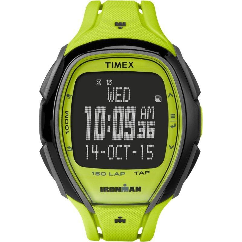 Timex IRONMAN® Sleek 150 -  Full Neon Green Malaysia