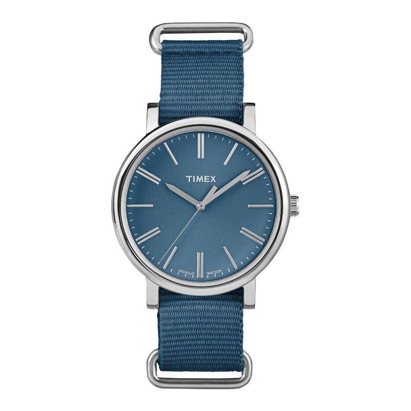 Timex Style-Originals Originals Modern Org Classic Rnd Blue Nylon Strap Malaysia