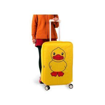 Harga travel luggage cover suitcase set(D28)