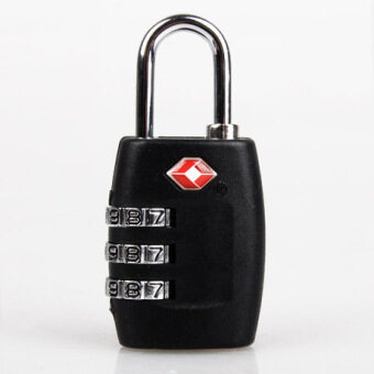 TSA export travel customs school bag Lock password lock