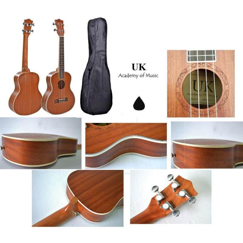UK Tenor Ukulele 26 Inch Professional Sapelle Wood With Free Bag and Ukulele Pick Malaysia