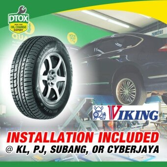VIKING Tyre ProTech PT5 205/45 R17 (with installation)