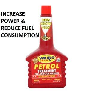Harga Waxco Tech Petrol Fuel Injector Cleaner 287ML
