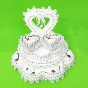 Harga Wedding Ring or Engagement Ring Favor Boxes