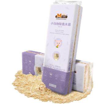 Harga Wood Shaving Bedding Lavendar 500g