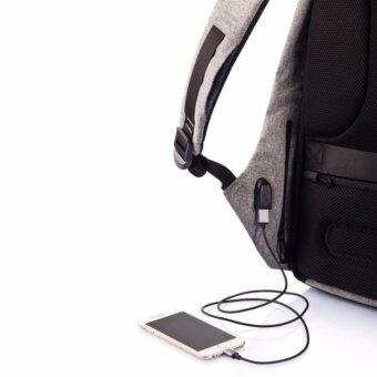 ... Black Lizard Tas Laptop Backpack + FREE Raincover Tas Pria Tas. Source · XD Design Anti-Theft Bobby Backpack - Grey(BOBBY) &